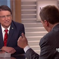 Pat McCrory Meet the Press