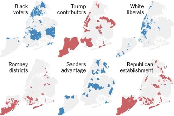 New York primary