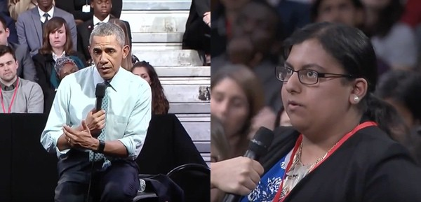 Obama transgender