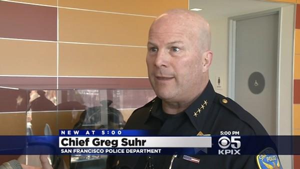 Greg Suhr