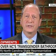 As NC and Pat McCrory Face Fed Deadline, Lead Sponsor of HB2 Says He Opposes Rescinding It: WATCH