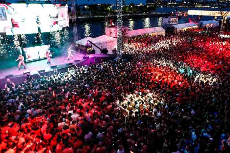 NYC PRIDE-mosphere, Dance on the pier-mosphere, Pride-mosphere