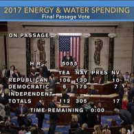 Republicans Strike Again: Energy and Water Bill Killed Over LGBT Protections