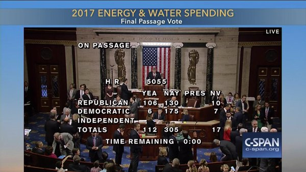 LGBT energy water