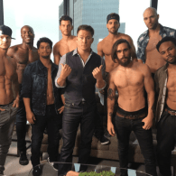 Channing Tatum Introduces the Men of 'Magic Mike Live' (And Their Abs) – LOOK