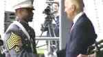 EJ Coleman Joe Biden West Point