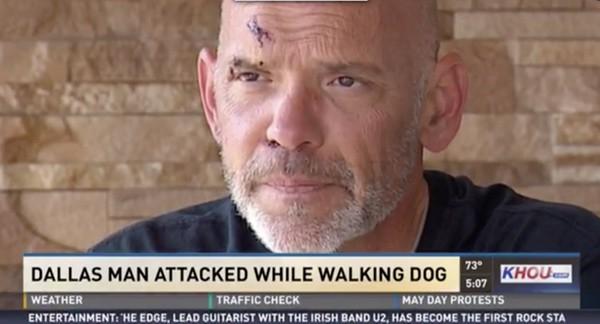 Craig Knapp Dallas gay attack
