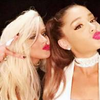 In Show of Fierce Force, Ariana and Christina Unite for 'The Voice' — WATCH