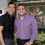 Paul Katami and Jeff Zarrillo