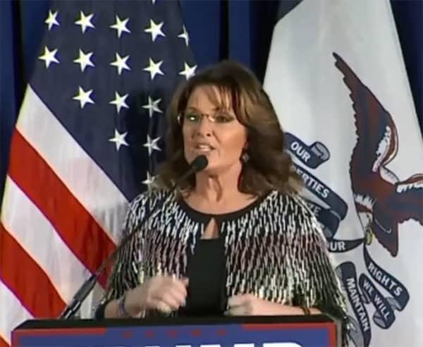 Sarah Palin rules