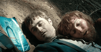 daniel radcliffe farting corpse
