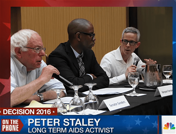 peter staley bernie