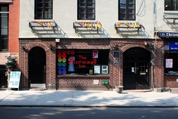 Stonewall Inn national park Johannes Jordan wikimedia commons