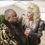 Andre Leon Talley Lady Gaga