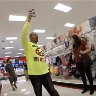 Bible-Bearing Anti-LGBT 'Christians' are Entering Target Stores and Terrorizing Customers: WATCH