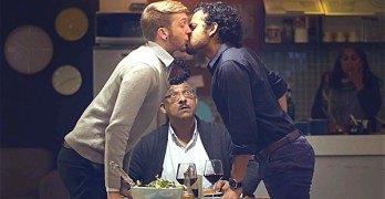 we the brave gay kiss south africa