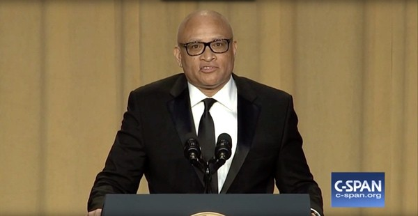 Larry Wilmore White House