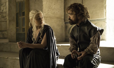 Game of Thrones Danerys Tyrion