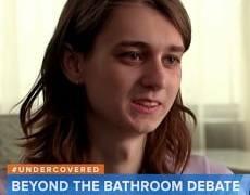 Eve Transgender Notre Dame