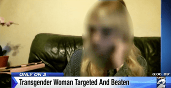 transgender attack houston