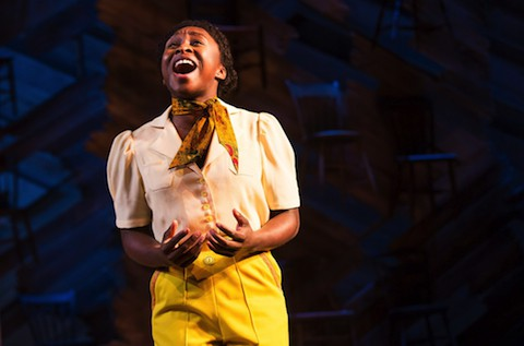 Cynthia Erivo in 'The Color Purple'