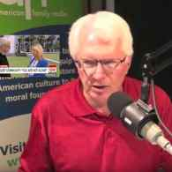 Bryan Fischer Epically Mocked on Twitter for Claiming LGBT People Stole God's Rainbow: VIDEO