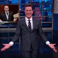 Stephen Colbert Explains Why Louie Gohmert's Plan to Ban Gay People in Space is So Flawed: WATCH