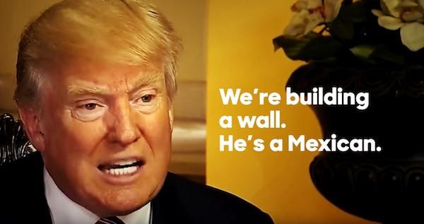 Donald Trump racism