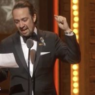 Lin-Manuel Miranda Recites 'Love is Love' Sonnet Tribute to Orlando in Tonys Speech