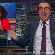 John Oliver Breaks Oprah's Record for Biggest Giveaway in TV History: WATCH