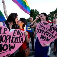 NRA Under Fire As 50 Mostly LGBT Groups Sign Pledge Backing Gun Control Legislation: VIDEO