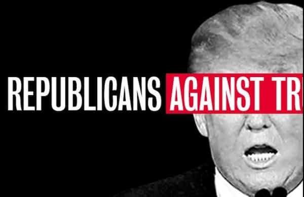 Republicans Against Trump