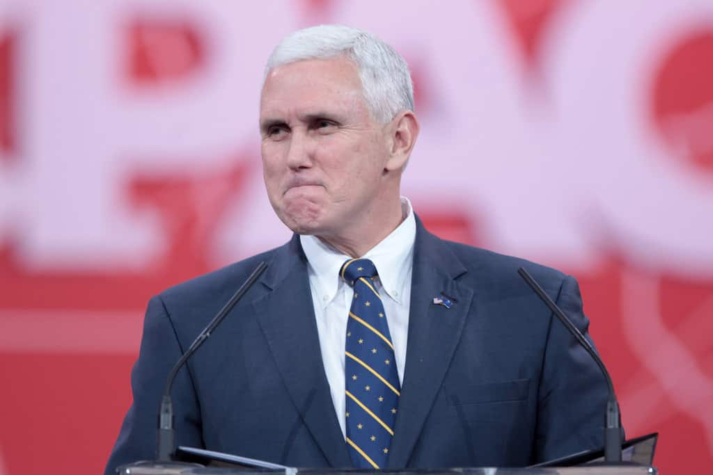 mike pence trump