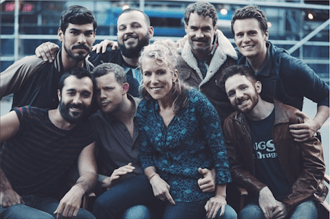 Cast of Looking