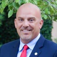 Superintendent Kent Scribner Texas