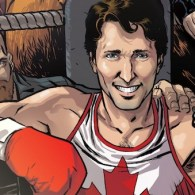 The Surprisingly Intricate History of the Trudeau Family Appearing in Comic Books