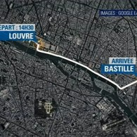 Paris Pride Parade Cut for Security Reasons Angers Participants: Don't 'Let Terrorism Win'