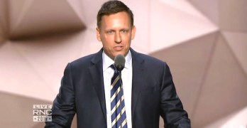 Peter Thiel fascist