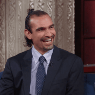 The New Openly Gay, HIV+, 'Sexy Hamilton' Javier Muñoz talks to Colbert – WATCH