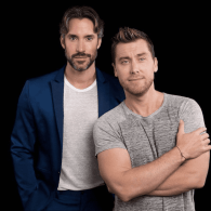 Lance Bass and Robert Sepulveda Jr. Talk 'Finding Prince Charming' with EW: WATCH