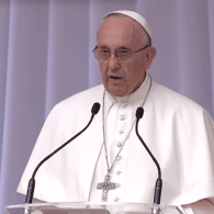 Pope Francis Speaks Out Against Transgender Kids – VIDEO