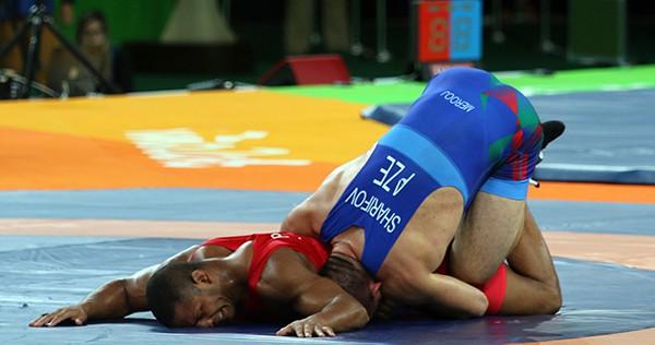 rio 2016 wrestling