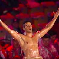 Pita Taufatofua, Tonga's Oiled-Up Summer Olympic Hunk, Just Qualified for the *Winter* Olympics