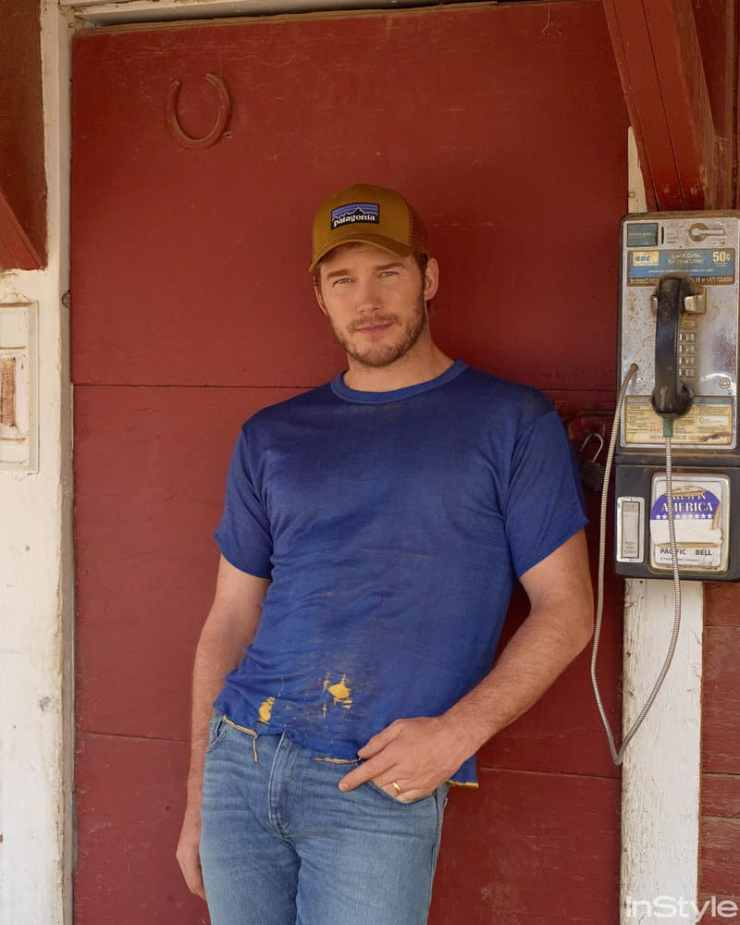 Chris Pratt fashion