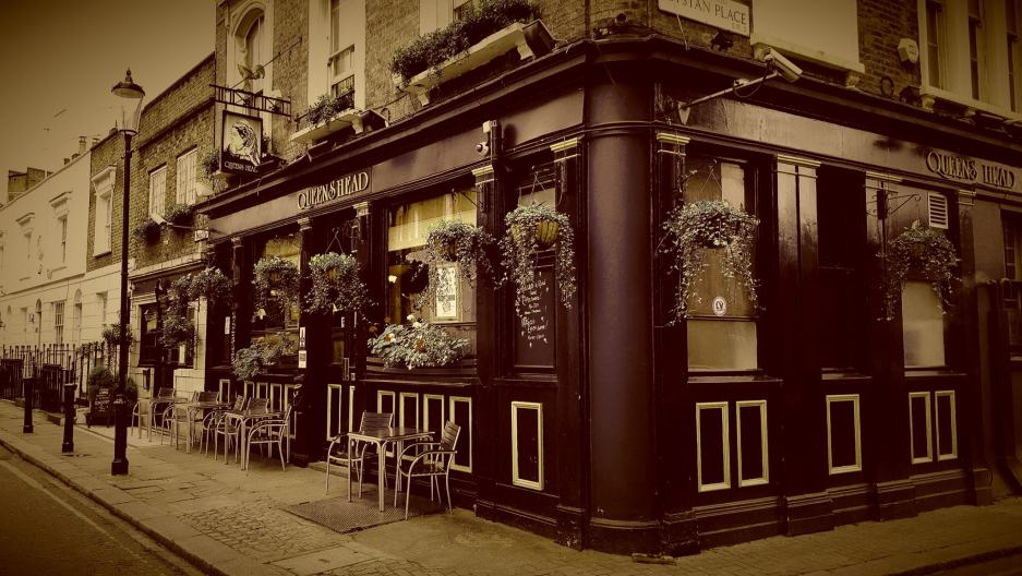 The Queen's Head London's oldest gay bars