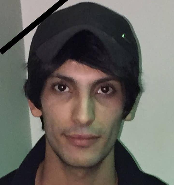 gay Syrian refugee Muhammed Wisam Sankari