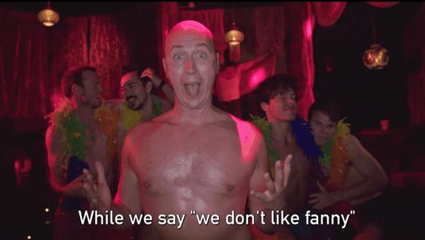 isis gay club