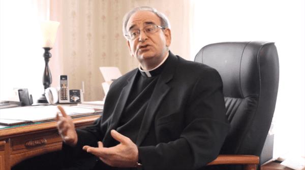priest molesting