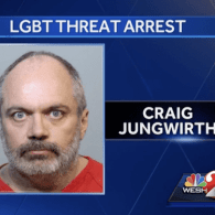 Craig Jungwirth, Man Who Made Terrorist Threats Against Florida Gay Bars, Appears in Court
