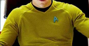 Chris Pine Sulu